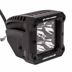 PRO COMP - Pro Comp 2x2 Square S4 GEN3 LED Spot Lights - 76414P - Image 2