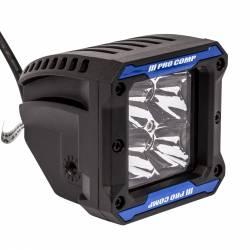 PRO COMP - Pro Comp 2x2 Square S4 GEN3 LED Spot Lights - 76414P - Image 3