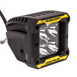 PRO COMP - Pro Comp 2x2 Square S4 GEN3 LED Spot Lights - 76414P - Image 5