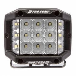 PRO COMP - Pro Comp 75w Wide Angle Cube LED Lights - 76411P - Image 2