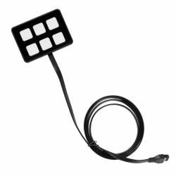 PRO COMP - Pro Comp SS-6 Six-Way Universal Switch Panel - 76201 - Image 7