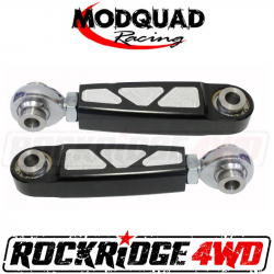 MODQUAD Racing - MODQUAD Racing Billet Aluminum Adjustable Front Sway Bar Links For The RZR XP Turbo S