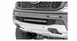 Lighting - Mounting - Rough Country - ROUGH COUNTRY FORD 20IN LED BUMPER KIT (2019 RANGER) - 70814, 70815