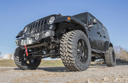 Rough Country - Rough Country 3.5IN JEEP SUSPENSION LIFT KIT | CONTROL ARM DROP (07-18 WRANGLER JK UNLIMITED) - 69430 - Image 4