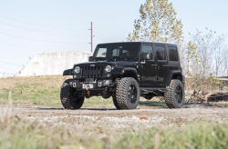 Rough Country - Rough Country 3.5IN JEEP SUSPENSION LIFT KIT | CONTROL ARM DROP (07-18 WRANGLER JK UNLIMITED) - 69430 - Image 6