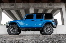 Rough Country - Rough Country 3.5IN JEEP SUSPENSION LIFT KIT | CONTROL ARM DROP (07-18 WRANGLER JK UNLIMITED) - 69430 - Image 7