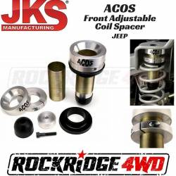 JKS Manufacturing - ACOS - Front Adjustable Coil Spacer for Jeep Wrangler JL JLU | Gladiator JT - 2211