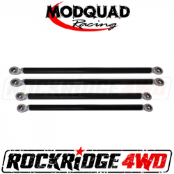 MODQUAD Racing - MODQUAD Racing Radius Rods, Stock Replacement – RZR XP 1000 2018+ - XP TURBO 2017+