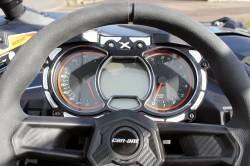 MODQUAD Racing - MODQUAD Racing Dash Bezel – CAN AM MAVERICK X3 - Image 3
