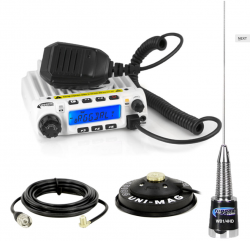 RUGGED RADIOS - Rugged Radio RM-60 60-Watt (VHF) Radio Kit