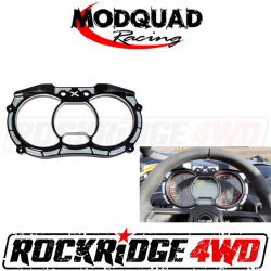 <B>UTV | SXS | ATV</B> - MODQUAD Racing - MODQUAD Racing Dash Bezel – CAN AM MAVERICK X3