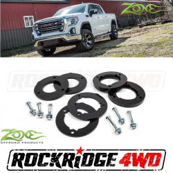 "Zone Offroad - Leveling Kits - Zone Offroad - Zone Offroad 1.75"" Leveling Kit 2019 Chevy Silverado Trail Boss & GMC Sierra AT4 - C1171"