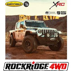 Smittybilt - Jeep Bumpers / Tire Carriers - Smittybilt - Smittybilt GEN 1 XRC FRONT BUMPER | 18+ Jeep Wrangler JL & 20+ Jeep Gladiator JT - S/B77806