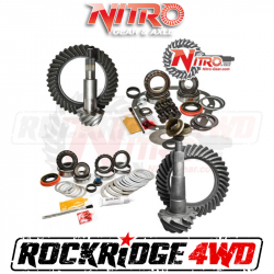 FORD - 2005-14 Ford F250, F350 Super Duty - Nitro Gear & Axle - Nitro Front & Rear Gear Package Kit 2002-2010 Ford F-250 & F-350 Super Duty, (Choose Ratio)