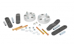 2005-2019 Nissan Frontier - Rough Country - Rough Country - Rough Country 2.5IN NISSAN SUSPENSION LIFT KIT (FRONTIER/XTERRA) - 867
