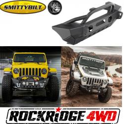 Smittybilt - Jeep Bumpers / Tire Carriers - Smittybilt - SMITTYBILT GEN 2 XRC FRONT BUMPER | 18+ JEEP WRANGLER JL | 20+ JEEP GLADIATOR JT - 77807