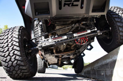 Rough Country - Rough Country JEEP N3 DUAL STEERING STABILIZER (07-18 WRANGLER JK) - 8734930 - Image 4