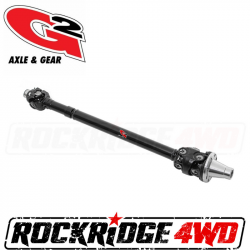 G2 Axle & Gear - G2 Axle and Gear 1350 JL Rubicon M/T Front Driveshaft - 92-2151-1M