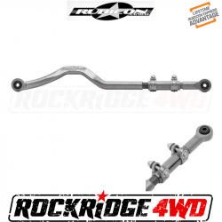 Builder Parts - Track Bars - Rubicon Express - RUBICON EXPRESS Heavy-Duty Forged Adjustable Front Track Bar fit's 18+ Jeep Wrangler JL & 20+ Jeep Gladiator JT- RE1689