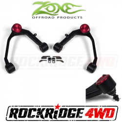 CHEVY / GMC - 2014-2019 Chevy / GMC Suburban / Yukon XL - Zone Offroad - Zone Offroad Adventure Series Upper Control Arm (UCA) Kit | 2014-2018 Chevy/GMC 1500 & 2015-2018 Tahoe, Suburban, Yukon, Yukon XL