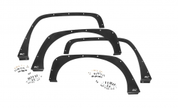 Exterior Body & Styling - Jeep Wrangler JK 07-18 - Rough Country - ROUGH COUNTRY JEEP FRONT & REAR FENDER DELETE KIT (07-18 WRANGLER JK)