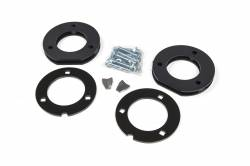 "CHEVY / GMC - 2007-17 Chevy / GMC Suburban / Yukon XL - BDS Suspension - BDS Suspension 2"" Leveling Kit for 2007 - 2019 Chevrolet/GMC 4WD 1/2 ton Suburban, Avalanche, Tahoe, Yukon, Yukon XL, and 2007-2014 Sierra/Silverado1500 pickup truck  -167H"
