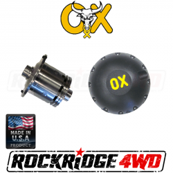 Lockers / Spools / Limited Slips - AMC - OX Locker - AMC Model 20 29 Spline 12 Bolt OX Locker KIT 3.08 & Up - Includes HEAVY DUTY differential Cover!  - A20-308-29