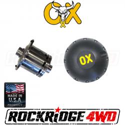 Lockers / Spools / Limited Slips - AMC - OX Locker - AMC Model 20 29 Spline 12 Bolt OX Locker KIT 3.08 & Up - Includes HEAVY DUTY differential Cover! - A20-308-29