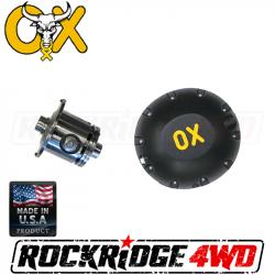 "CHEVY / GMC - 8.5"" 10 Bolt Rear - OX Locker - GM 10 BOLT OX Locker (2.73 & HIGHER) 30 SPLINE CHEVY - Includes HEAVY DUTY Differential Cover! -OX-GM10-273-30"