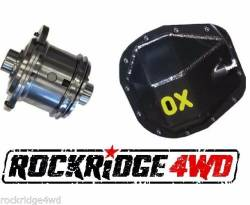"Ford - 10.25"" 12 Bolt Rear (Sterling) - OX Locker - OX Locker for Ford 10.5/10.25 35 spline INCLUDES Heavy Duty Differential Cover - F10.5-ALL-35"