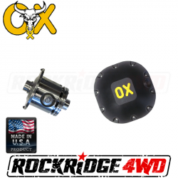 OX Locker - FORD 8.8 OX Locker (2.73 & HIGHER) 31 SPLINE - Includes HEAVY DUTY Differential Cover! -OX-F88-273-31