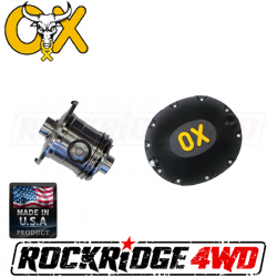 Jeep - Jeep LJ Wrangler 04-06 - OX Locker - DANA 35 OX Locker (3.55 & UP) 27 SPLINE JEEP XJ MJ YJ TJ LJ ZJ - Includes HEAVY DUTY Differential Cover!   -OX-D35-355-27