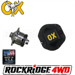 Jeep - Jeep LJ Wrangler 04-06 - OX Locker - DANA 44 OX Locker (3.92 & HIGHER) 33 SPLINE JEEP CJ XJ MJ TJ LJ - Includes HEAVY DUTY Differential Cover!   -OX-D44-392-33