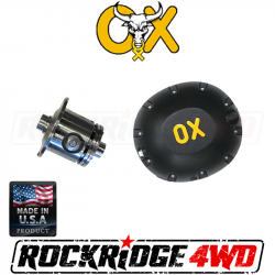 OX Locker - CHRYSLER 8.25 OX Locker (2.73 & UP) 27 SPLINE - Includes HEAVY DUTY Differential Cover!   -OX-C825-273-27