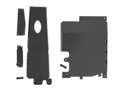 Rough Country - Skid Plates - Rough Country - Rough Country JEEP SKID PLATE SYSTEM (18-19 JL UNLIMITED | 3.6L)