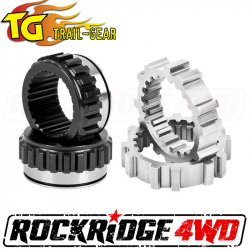 Toyota - TRAIL-GEAR - TRAIL-GEAR - Trail-Gear Longfield Chromoly Inner/Outer Hub Gear Pair - SOLID AXLE