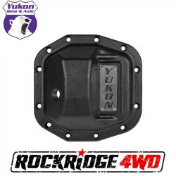 Dana Spicer - Yukon - Yukon Gear & Axle - Yukon Hardcore Nodular Iron Cover for Jeep Wrangler JL Dana 30