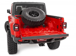 Rough Country - ROUGH COUNTRY BED MOUNTED TIRE CARRIER (2020 JEEP GLADIATOR) - Image 4