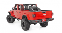 Rough Country - ROUGH COUNTRY BED MOUNTED TIRE CARRIER (2020 JEEP GLADIATOR) - Image 6