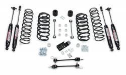 """Jeep TJ Wrangler 97-06 - TeraFlex - TeraFlex - TeraFlex TJ/LJ 3"""" Lift Kit w/ 9550 Shocks"""