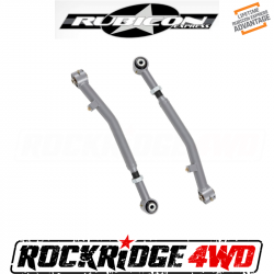Builder Parts - Control Arms - Rubicon Express - Rubicon Express Super-Flex Front Lower Adjustable Control Arms for Jeep Wrangler JL | Gladiator JT