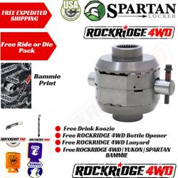 "Dodge / Chrysler / Mopar - 8.25"" 10 Bolt Rear - USA Standard - Spartan Locker for Chrysler 8.25"" with 29 spline axles, includes heavy-duty cross pin shaft"