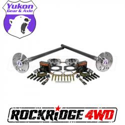 Yukon Ultimate 88 axle kit 95-02 Explorer, 4340 Chrome-Moly (Double drilled axles).