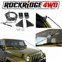 Exterior Body & Styling - Jeep Wrangler JK 07-18 - Smittybilt - Limb Riser Kit 07-18 Wrangler JK Smittybilt