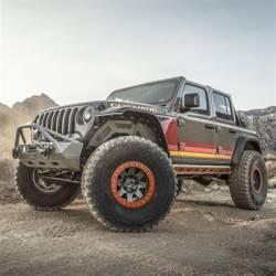 Poison Spyder - Poison Spyder Jeep JL & Gladiator JT Vented Inner Fenders - 19-02-980VP1 - Image 2