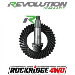 REVOLUTION GEAR - REVOLUTION GEAR DANA 220MM (44) JEEP JL RUBICON REAR RING AND PINION *Select Ratio*