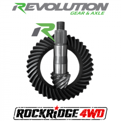 REVOLUTION GEAR - REVOLUTION GEAR DANA 210MM (44) JEEP JL FRONT REVERSE RING AND PINION *Select Ratio*