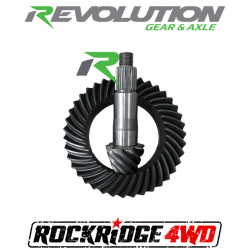 REVOLUTION GEAR - REVOLUTION GEAR DANA 200MM (35) JEEP JL REAR RATIO RING AND PINION *Select Ratio*
