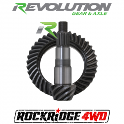 REVOLUTION GEAR - REVOLUTION GEAR DANA 30 JL REVERSE RING AND PINION *Select Ratio*