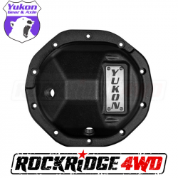 "Differential Covers & Armor - Chevy / GMC - Yukon Gear & Axle -  Yukon Rear Nodular Iron Cover for 8.5"" GM with 5/16"" Bolts"